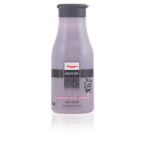LE GOURMAND bath foam #violet cream 250 ml