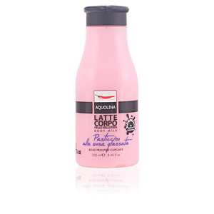 LE GOURMAND body milk #rose frosted cupcake 250 ml