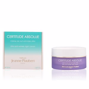 CERTITUDE ABSOLUE SOIN nuit ultra 50 ml