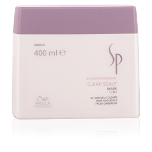 SP CLEAR SCALP mask 400 ml