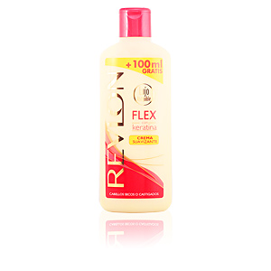 FLEX KERATIN conditioner dry hair 650 +100 ml