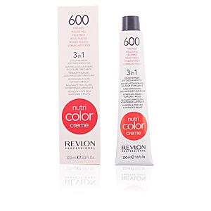 NUTRI COLOR cream #600-fire red 100 ml