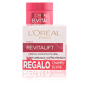 REVITALIFT ANTI-WRINKLE DAY CREAM LOTE 2 pz