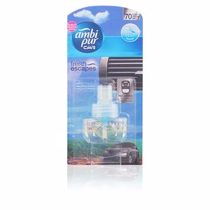 AMBIPUR CAR ambientador recambio #sky aire fresco 7 ml