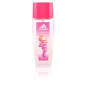 ADIDAS WOMAN FRUITY RHYTHM body fragance vaporizador 75 ml