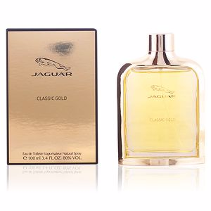 JAGUAR GOLD edt vaporizador 100 ml
