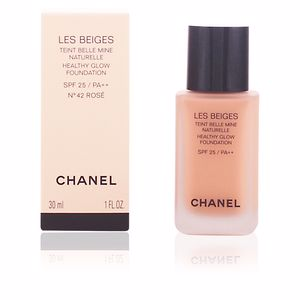 LES BEIGES teint belle mine naturelle SPF25 #42-rosé 30 ml