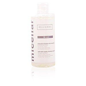 BCLEAN solución micelar anti-manchas 250 ml