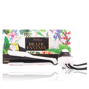 STEAMPOD steam styler 'brazilian fantasy' limited edition