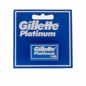 GILLETTE PLATINUM 5 uds