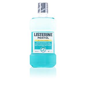 LISTERINE MENTOL enjuague bucal 500 ml