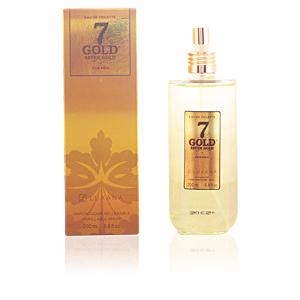 SEVEN GOLD edt vaporizador 200 ml