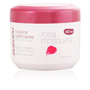 ROSA MOSQUETA crema corporal anti-estrías 400 ml