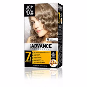 LLONGUERAS COLOR ADVANCE hair colour #071-rubio ceniza