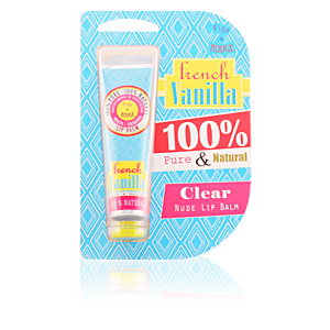 LIP BALM TINS french vanilla #clear