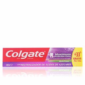 MAXIMUM PROTECTION anticaries+blanqueadordentífrico 75ml+33%