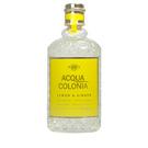 ACQUA cologne Lemon & Ginger edc zerstäuber 170 ml